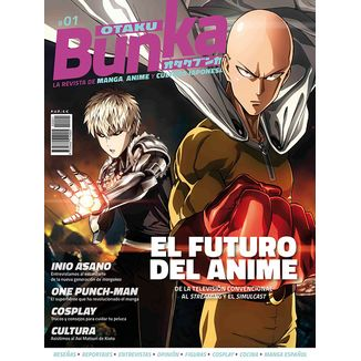 Revista Otaku Bunka 01