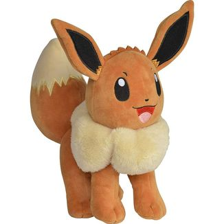 Peluche Eevee 20 cms Pokémon