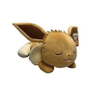 Peluche Eevee Durmiendo Pokémon 45 cms
