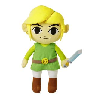 Link Jumbo Plush The Legend Of Zelda Wind Waker