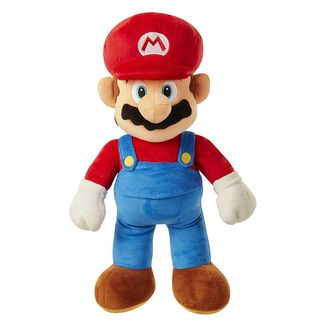 Super Mario Jumbo Plush World Of Nintendo