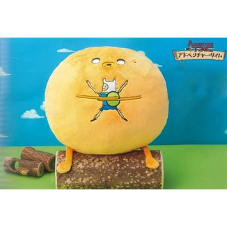 Plush Cushion Finn & Jake Adventure Time