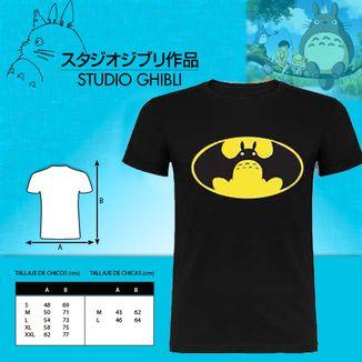 Camiseta Totoro Batman