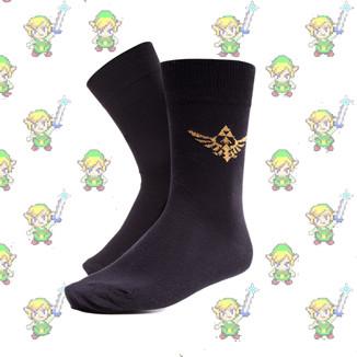 Calcetín Zelda - Trifuerza
