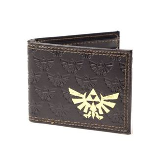 Cartera The Legend of Zelda - Gold Foil Logo
