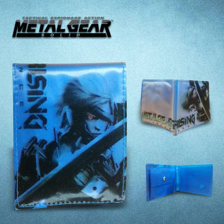 Cartera Metal Gear Rising - Raiden