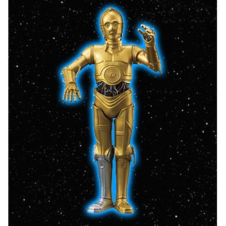 Figura Star Wars - C3PO