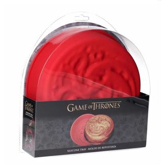 Oven Mould Throne Set - Targaryen Logo