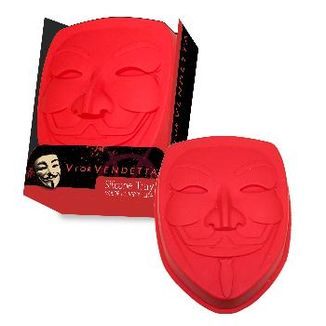 Molde Silicona - V de Vendetta