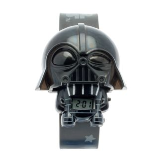 Wrist Watch Star Wars - Darth Vader with light