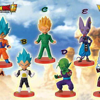 Figura Dragon Ball Super - Z Warrior Hen - WCF