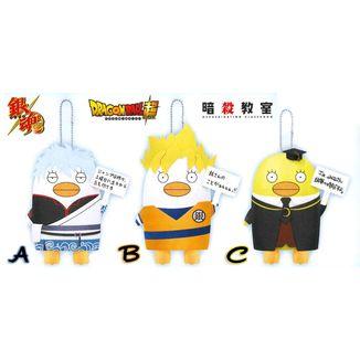 Peluche Elizabeth x Dragon Ball Z x Assassination Classroom Gintama
