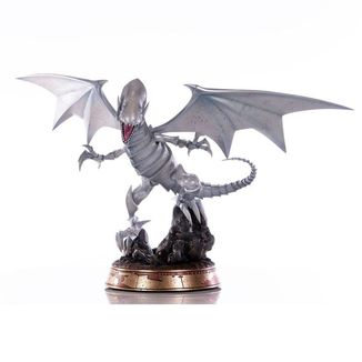 Blue-Eyes White Dragon White Edition Figure Yu-Gi-Oh!