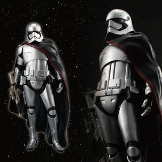 Figura Capitán Phasma Star Wars The Force Awakens