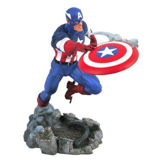 Captain America Figure Marvel Comic Gallery Vs