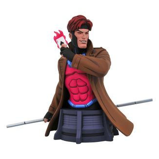 Gambit Bust Marvel X-Men Animated Series