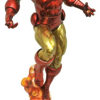 Classic Iron Man Figure Marvel Comic Gallery