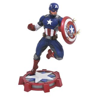 Captain America Figure Marvel Comics NOW Marvel Gallery