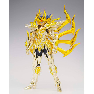 Figura Caballeros del Zodiaco Soul of Gold - Myth Cloth EX Cancer Armadura divina
