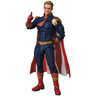 Homelander Figure The Boys MAF EX