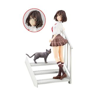 Figura Aoi Hinami Bonus Edition Bottom-Tier Character Tomozaki