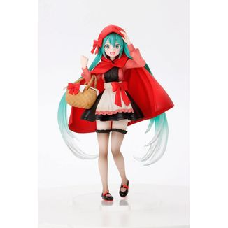 Hatsune Miku Little Red Riding Hood Figure Vocaloid