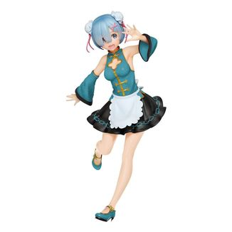 Rem Mandarin Maid Renewal Figure Re:Zero