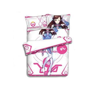 Juego de cama Overwatch - D.Va