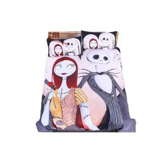 Jack & Sally Bedclothes Nightmare before Christmas