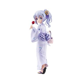 Chino Summer Festival Figure Is the Order a Rabbit