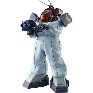 Model Kit Soltic HT128 Big Foot Snow Camouflage with Cold Shield Fang of the Sun Dougram
