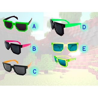 Gafas Pixel