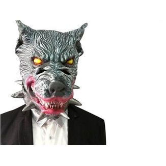 Mascara Animales Cosplay - Lobo