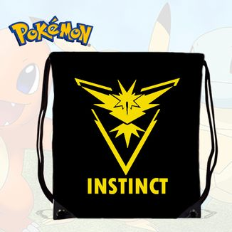 Bolso GYM Pokemon - Team Instinct