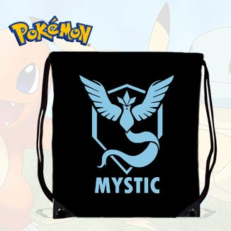 Bolso GYM Pokemon - Team Mystic