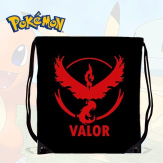 Bolso GYM Pokemon - Team Valor
