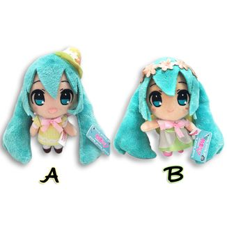 Plush Doll Miku  Spring  Vocaloid