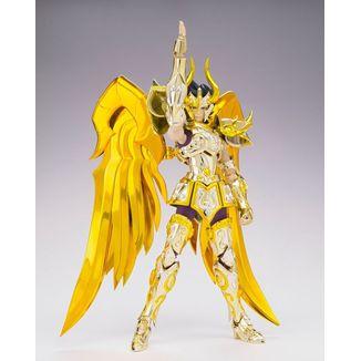 Figura Caballeros del Zodiaco Soul of Gold - Myth Cloth EX Shura de Capricornio God Cloth