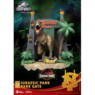Figura Park Gate Parque Jurásico D-Stage