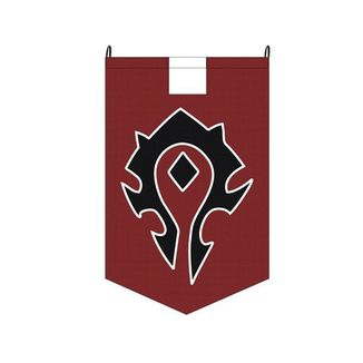 Copy Flag World of Warcraft - Horde