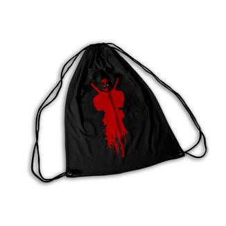Deadpool GYM Bag Bloody
