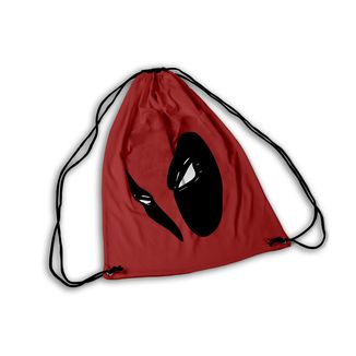 Deadpool GYM Bag Face