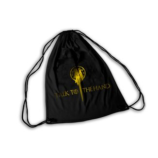 Game of Thrones Gym Bag Talk to the hand