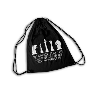 Game of Thrones Gym Bag You win or die