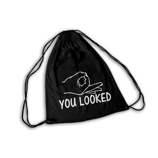 You Looked GYM Bag