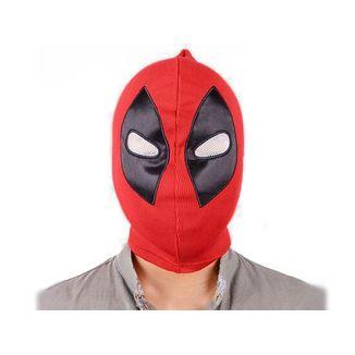 Mascara Deadpool #02