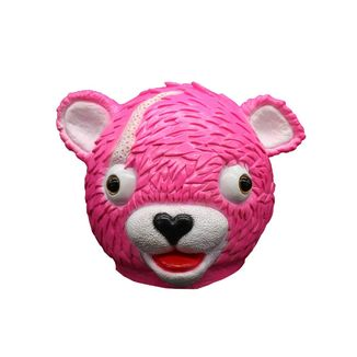 Máscara de Látex Cuddle Team Leader Fortnite