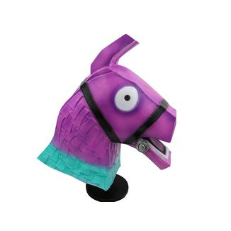 Mascara de Latex Llama Fortnite