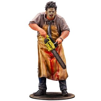Leatherface Figure Chainsaw Massacre ARTFX