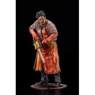 Leatherface Slaughterhouse Version Figure Chainsaw Massacre ARTFX